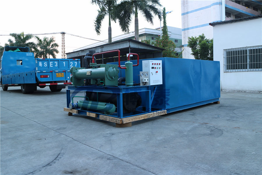 Small block ice machine / ice brick Nissan 1 ton -5 tons